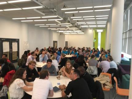 Group work, teams, success, leadership, bystander approach